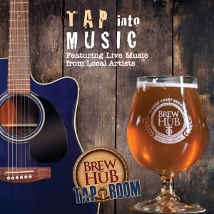 Tap into music at the Brew Hub Taproom